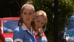 Bethany O'Reilly, Michelle Brown in Neighbours Episode 6628