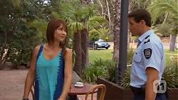 Steph Scully, Matt Turner in Neighbours Episode 6628