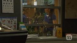 Georgia Brooks, Tina Maroon in Neighbours Episode 6628