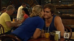 Georgia Brooks, Kyle Canning in Neighbours Episode 6628