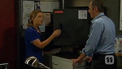 Georgia Brooks, Karl Kennedy in Neighbours Episode 6628
