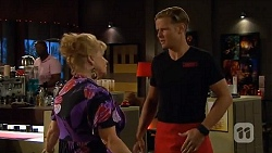 Sheila Canning, Pete Clark in Neighbours Episode 6629