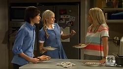 Bailey Turner, Amber Turner, Lauren Turner in Neighbours Episode 6629