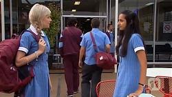 Amber Turner, Rani Kapoor in Neighbours Episode 6629