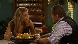 Georgia Brooks, Toadie Rebecchi in Neighbours Episode 6629