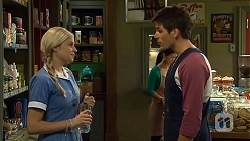 Amber Turner, Chris Pappas in Neighbours Episode 6629