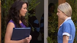 Kate Ramsay, Amber Turner in Neighbours Episode 6629