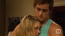 Georgia Brooks, Kyle Canning in Neighbours Episode 6629