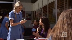 Amber Turner, Kate Ramsay in Neighbours Episode 6629