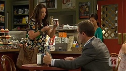 Kate Ramsay, Paul Robinson in Neighbours Episode 6630