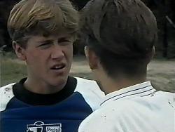Ryan McLachlan, Todd Landers in Neighbours Episode 1185