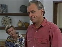 Helen Daniels, Jim Robinson in Neighbours Episode 1185