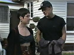 Kerry Bishop, Matt Robinson in Neighbours Episode 1185