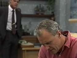 Paul Robinson, Jim Robinson in Neighbours Episode 1185