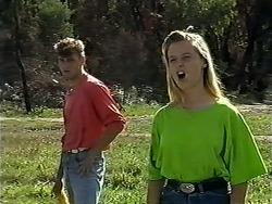 Melissa Jarrett in Neighbours Episode 1185
