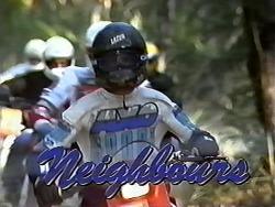 Todd Landers in Neighbours Episode 1185