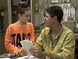Lochy McLachlan, Joe Mangel in Neighbours Episode 1186