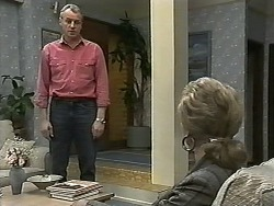 Jim Robinson, Beverly Marshall in Neighbours Episode 1186