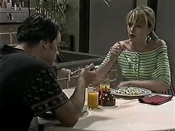 Matt Robinson, Melanie Pearson in Neighbours Episode 1187