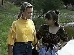 Melissa Jarrett, Cody Willis in Neighbours Episode 1187