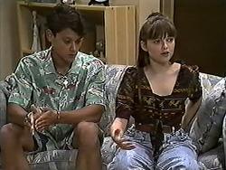 Josh Anderson, Cody Willis in Neighbours Episode 1187