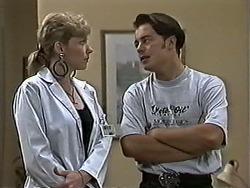 Beverly Marshall, Matt Robinson in Neighbours Episode 1187
