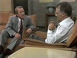 Colin Webb, Harold Bishop in Neighbours Episode 1188