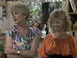Madge Bishop, Sharon Davies in Neighbours Episode 1188