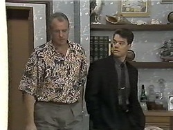 Jim Robinson, Paul Robinson in Neighbours Episode 1188