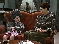 Lochy McLachlan, Dorothy Burke in Neighbours Episode 1188