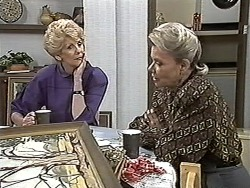 Madge Bishop, Helen Daniels in Neighbours Episode 1189