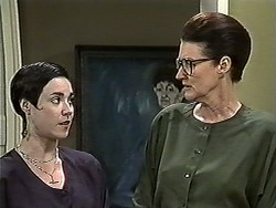 Kerry Bishop, Dorothy Burke in Neighbours Episode 1189