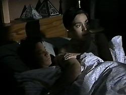 Joe Mangel, Kerry Bishop in Neighbours Episode 1190