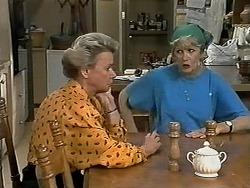 Helen Daniels, Madge Bishop in Neighbours Episode 1190