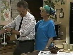 Harold Bishop, Madge Bishop in Neighbours Episode 1190