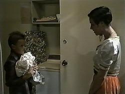 Toby Mangel, Kerry Bishop in Neighbours Episode 1190