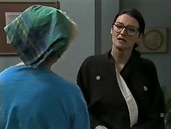 Madge Bishop, Dorothy Burke in Neighbours Episode 1190