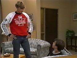 Ryan McLachlan, Todd Landers in Neighbours Episode 1190