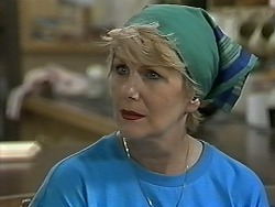 Madge Bishop in Neighbours Episode 1190