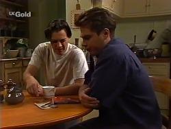 Rick Alessi, Mark Gottlieb in Neighbours Episode 2273