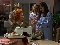 Danni Stark, Cheryl Stark, Libby Kennedy, Susan Kennedy in Neighbours Episode 2273