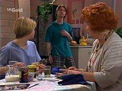 Danni Stark, Brett Stark, Cheryl Stark in Neighbours Episode 2273