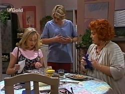 Annalise Hartman, Danni Stark, Cheryl Stark in Neighbours Episode 2273