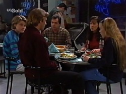 Billy Kennedy, Malcolm Kennedy, Karl Kennedy, Susan Kennedy, Libby Kennedy in Neighbours Episode 2274