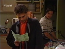 Mark Gottlieb, Rick Alessi in Neighbours Episode 2274
