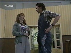 Ruth Stoner, Sam Kratz in Neighbours Episode 2274