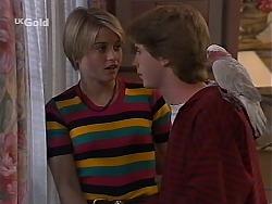Danni Stark, Brett Stark, Dahl in Neighbours Episode 2275