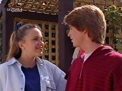 Libby Kennedy, Brett Stark in Neighbours Episode 2275
