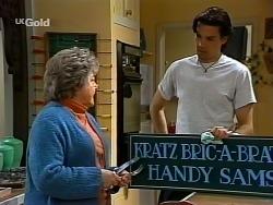 Marlene Kratz, Sam Kratz in Neighbours Episode 2275