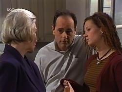 Helen Daniels, Philip Martin, Cody Willis in Neighbours Episode 2275